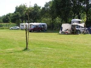 camping in de Limburgse Peel